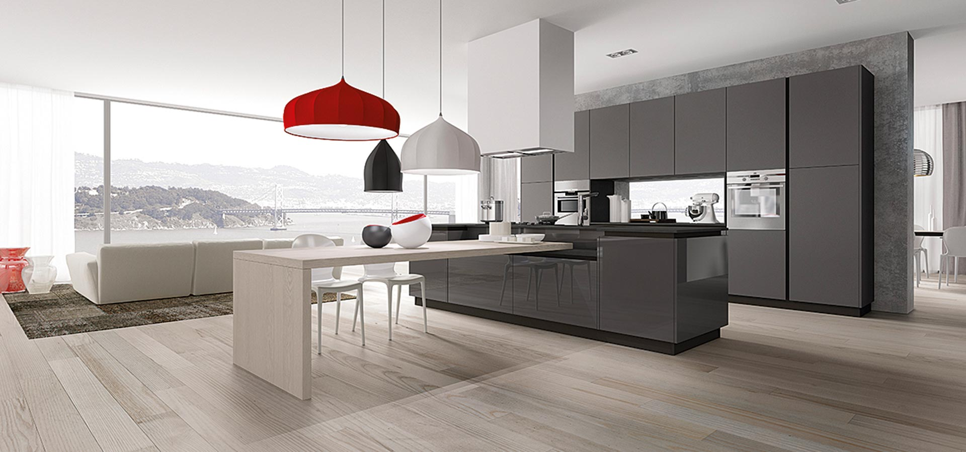 CMC Cucina, Kitchens, Wardrobes, Doors, Cabinets, Cyprus - Home